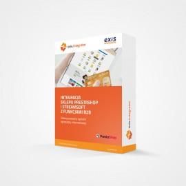 exis.Integrator z funkcjami B2B dla Prestashop i Streamsoft